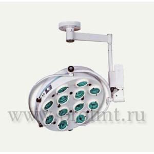 Операционный потолочный ALFA-712  Светильник 12-рефлекторный