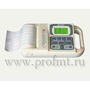Электрокардиограф с монохромным экраном ЭК12Т-01-Р-Д