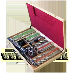 Набор пробных очковых линз НПОЛб-254-Орион М