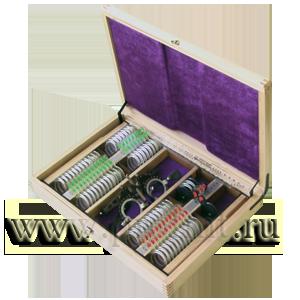 Набор пробных очковых линз НПОЛу-87-Орион М
