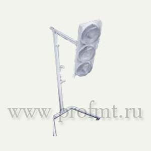 Лампа напольная, передвижная, трёх-рефлекторная Айболит МИНИ