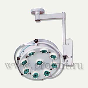 Операционный 9-ти рефлекторный Светильник ALFA-739