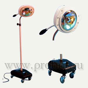 Смотровой ALFA-751 Светильник 1-рефлекторный