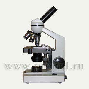 Микроскоп монокулярный Биомед-2