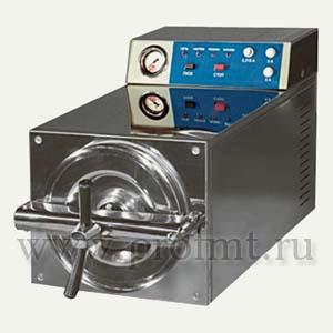 Стерилизатор паровой настольный   ГК-10-1