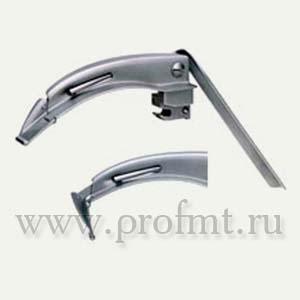 Для фиброоптических ларингоскопов Клинки с подвижным наконечником Flaplight