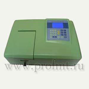 Однолучевой спектрофотометр КФК-3КМ является прибором российской сборки с использованием импортных комплектующих...