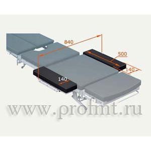 Комплект для расширения панели операционного стола КПП-27