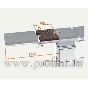 Комплект для удлинения панели операционного стол КПП-28