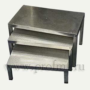 Комплект подставки-ступени к операционному столу КПП-31