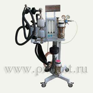 Аппарат ингаляционного наркоза  Полинаркон-12