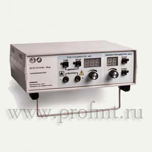 Аппарат для гальванизации и лекарственного электрофореза Поток-Бр