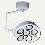 Светильник хирургический 6-ти рефлекторный потолочный СР-4М